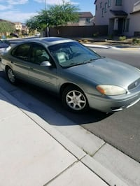 2007 Ford Taurus SEL (SMOGGED) Henderson, 89014
