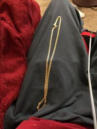 """24"""". 18K gold filled chain  Chicopee, 01020"""
