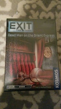Exit The Game: Dead Man On The Orient Express Hyattsville, 20782