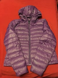 Packable hooded down jacket, size XL, almost brand new Albuquerque, 87105