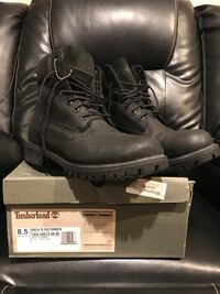 Timberlands Size 8.5 wear them couple times still in good condition Silver Spring, 20906