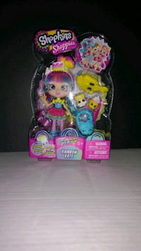 Shopkins shoppies pack Edmonton, T5Y 2Y8