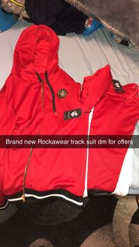 Rocawear track suit