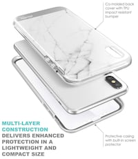 iPhone XS Max Marble Case Newport, 28570