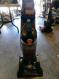 black and red Bissell upright vacuum cleaner Modesto, 95354