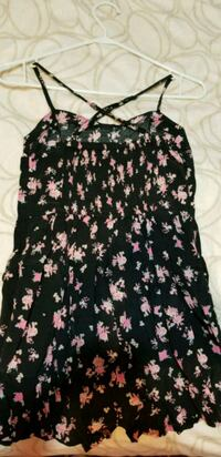 Garage Floral Romper XS, Like New, Only Worn Once Vancouver, V5R