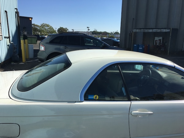 Used E46 Convertible Hard Top For In Union Letgo