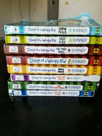 Diary of a Wimpy Kid. 8books Boyds, 20841