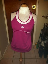 Adidas climate tank size 4