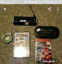 PSP games and accessories lot Edmonton, T5Y 2P2