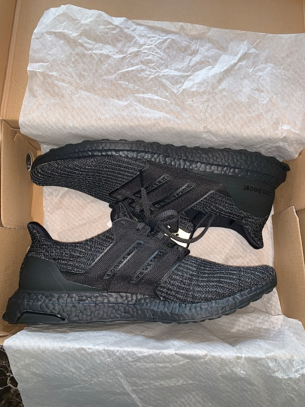 22d41c842 Used Adidas UltraBoost UB 4.0 Triple Black OG Size 13 for sale in Mesa -  letgo