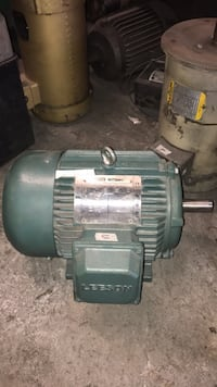 Lesson electric motor 3hp, 575volts, 3520rpm