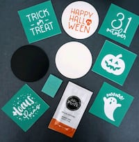 Spooky Mini Chalk Couture try me kits!