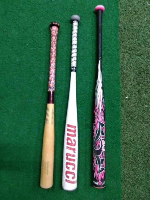 Murucci baseball bats, Worth softball bat