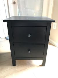 Bedside Table with drawers ARLINGTON