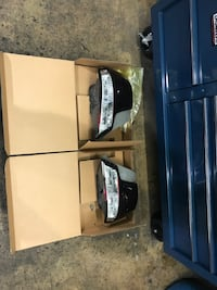2012 Scion tC tail lights  Pasadena, 21122