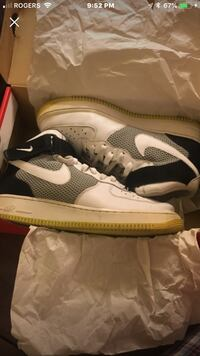 Air Force One Mid 07 Sz 8