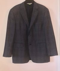Men's Dark Blue sport Jacket-40 Short-Excellent Condition Jackson, 08527