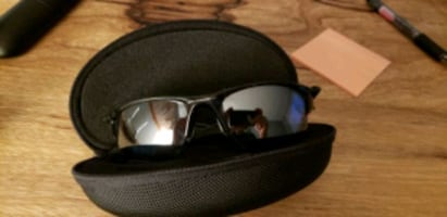 Oakley Sunglasses - not polarized