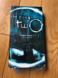 The Ring 2 VHS Markham, L3R 1A6