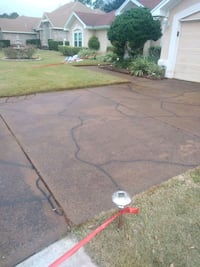 give life to your old concrete ... make concrete decoration with Stain acid