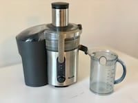 Breville Juicer Great condition White Rock, V4B 4P2