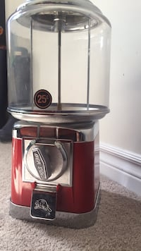 red and gray and black Keurig coffeemaker Pickering, L1V 0E1