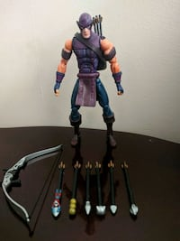 Marvel Legends Toyhiz Hawkeye Toronto