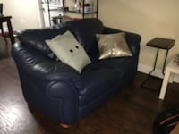 Two Couches-Blue with throw pillows Pinellas Park, 33782