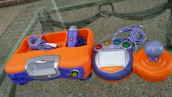 ☆☆☆ VTECH V.SMILE TV LEARNING SYSTEM!! ☆☆☆