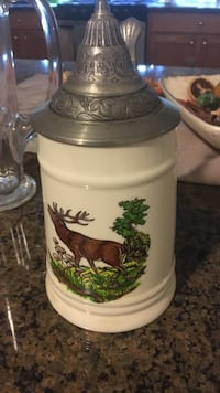 Ceramic German beer stein Waldorf, 20603