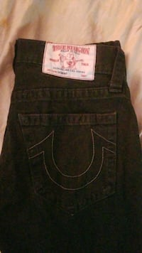 True Religion Jean's size 28 skinny great condition  Etobicoke, M9V