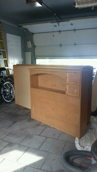 Twin Captain's Bed For Sale Ingersoll