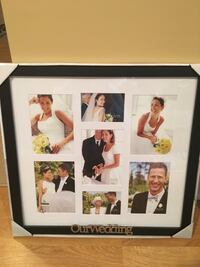 """Our Wedding"" frame! Brand new!"