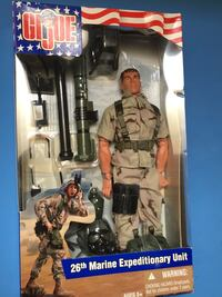 GI Joe - 26th Marines Mesa, 85206