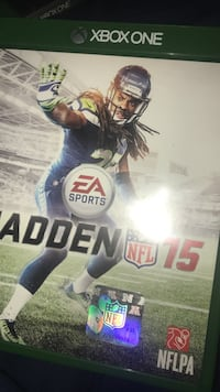 Madden 15 Xbox one New Waterford, 44445