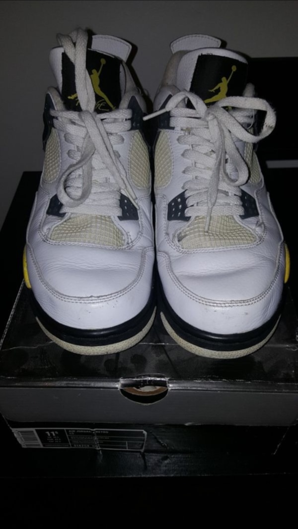 18e2ed069087 Used AIR JORDAN 4 TOUR - size 11.5 for sale in South San Francisco - letgo
