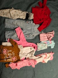 Baby girl cloths 9-12 months! Calgary, T2K 4S1