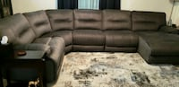 Pacifica 6 piece power recline sectional Pittsburgh, 15212