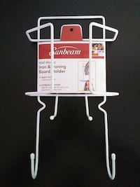 New Sunbeam Iron Ironing Board Laundry Holder Palm Desert, 92211