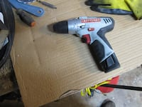 works good, no charger. only tool and battery. Anchorage