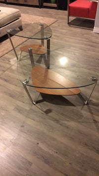High end coffee and end table Edmonton, T5R 0S8