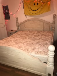 California King bed and Set