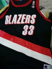 Scottie Pippen blazers champion jersey