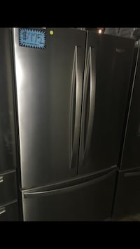 New Whirlpool French Door Fridge (scratched and dented) Baltimore, 21223