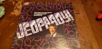 vintage original jeopardy BOARDGAME complete  Perth County, N0B
