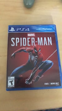 Spider man ps4 Sherwood Park, T8A 2J7