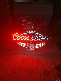 red and white Budweiser neon light signage Pasadena, 21122