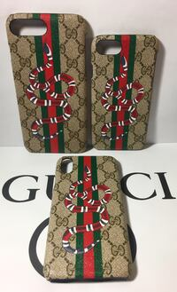 iPhone (6/7/8) (6+/7+/8+) (X/XS) Gucci Snake Case Houston, 77093