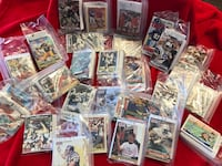 Assorted-football player cards 80/90s Las Vegas, 89117